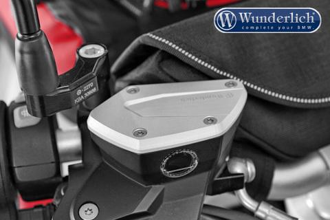 Комплект защитных крышек резервуара сцепления и тормоза BMW R NINE T Scrambler -черный