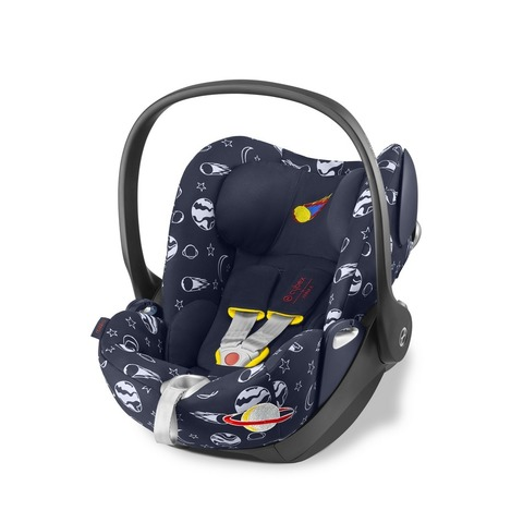 Cybex Cloud Q Space Rocket