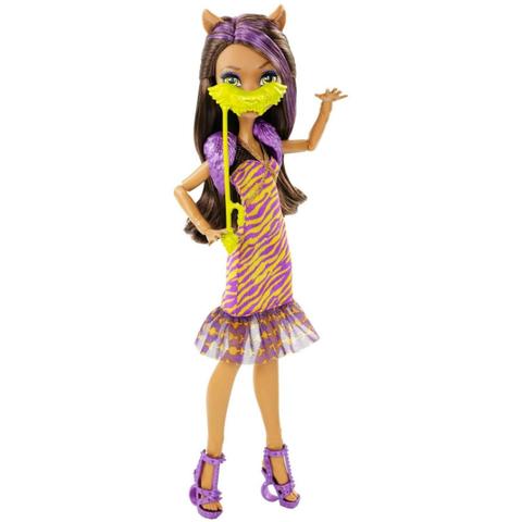 Кукла Монстер Хай Клодин Вульф (Clawdeen Wolf) - Страшный танец, Mattel