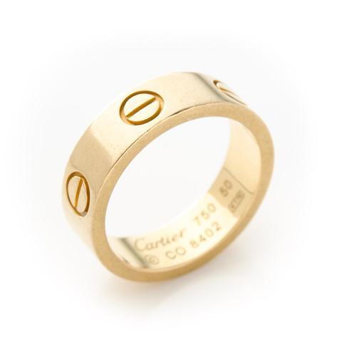Кольцо Cartier Love Gold