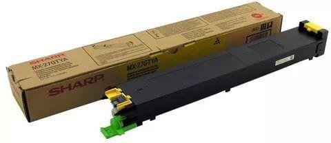 Тонер-картридж желтый Sharp Polaris Pro (40000 стр) MX62GTYB