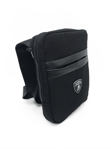 Сумка через плечо Lamborghini Essential, black, фото 3