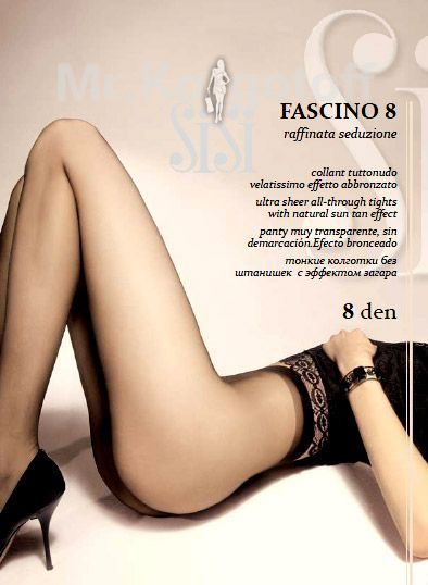 Колготки Sisi Fascino 8