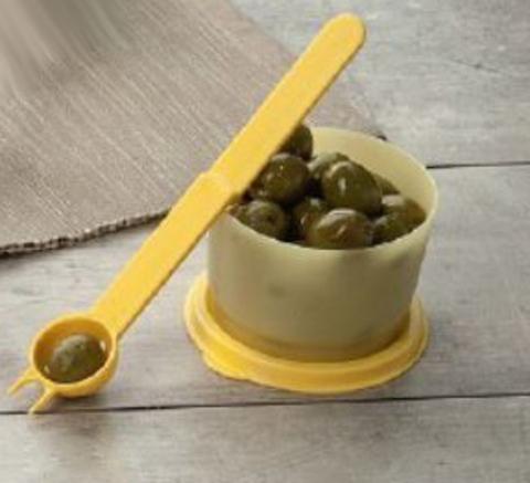 Ложечка для оливок.