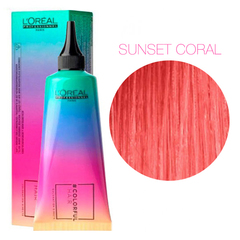 L'Oreal Colorful Hair Sunset Coral (Коралловый закат) - Крем с пигментом прямого действия