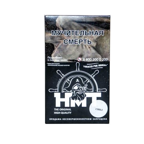 Табак HMT CHILI 100гр