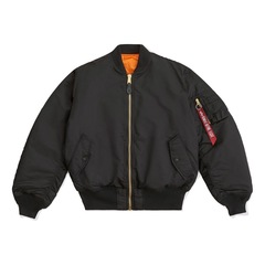 Куртка бомбер Alpha Industries MA-1 Black