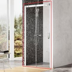 Дверь душевая раздвижная в нишу 120х195 см правая Ravak Matrix MSD2-120 R 0WPG0U00Z1 фото