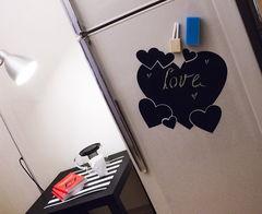 """Магнитная доска на холодильник """"Сердце"""""""