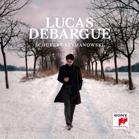 Lucas Debargue / Schubert, Szymanowski (CD)