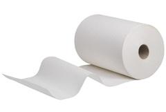 Салфетки (Cotto, белый 20x30 100 шт/упк,рулон с перфорацией)
