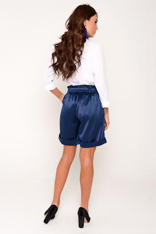 Удлиненные шорты свободного кроя. Отличный летний вариант.