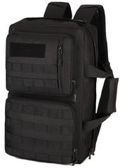 Тактическая сумка-рюкзак Protector Plus S-417 Черный
