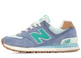 Кроссовки Женские New Balance 574 ASF Turquoise