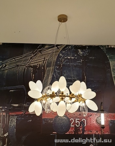 Linsday Audelman KINGDOM KDD.44.01 - 4 replica chandelier
