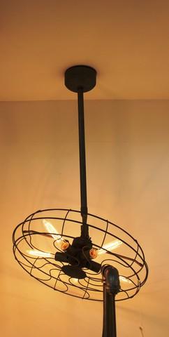 vintage chandelier 01-94 ( by Funky Vintage )