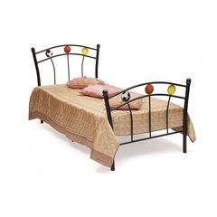 Кровать односпальная Мундиаль (Mundial) Черный