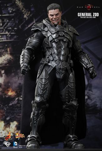 Man of Steel 1/6 Scale Movie Masterpiece General Zod
