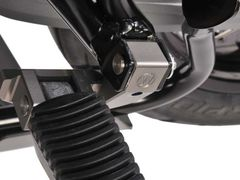Комплект занижения подножек пассажира BMW F 650/700/800GS/800GSA титан