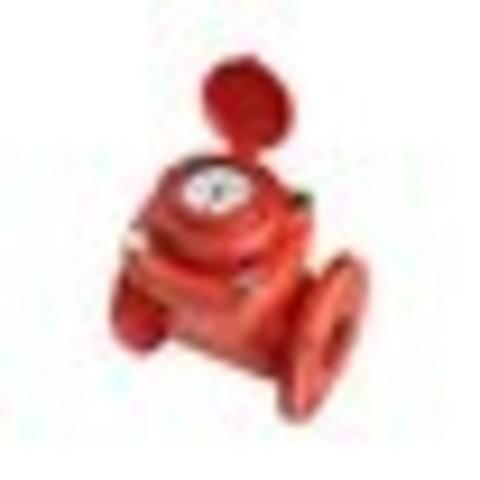 Счётчик г/в и х/в турбинный СТВУ Ду 50 Ру16 120С L=200мм фл ПК Прибор 07-50-01