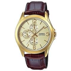 Мужские наручные часы CASIO MTP-V301GL-9AVDF