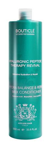 Увлажняющий кондиционер для поврежденных волос - Bouticle Hydra Balance & Repair Milk Conditioner 1000 мл