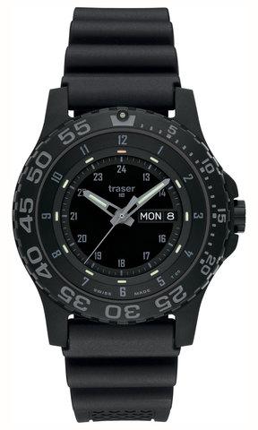 Купить Наручные часы Traser P6600 SHADE Rus Professional 103447 (каучук) по доступной цене