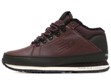 Кроссовки Мужские New Balance 754 Dark Brown Black White ( с Мехом)