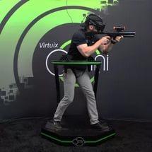 Аренда Платформы виртуальной реальности VIrtuix Omni