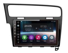 Штатная магнитола FarCar s200 для VW Golf 7 13+ на Android (V257R)