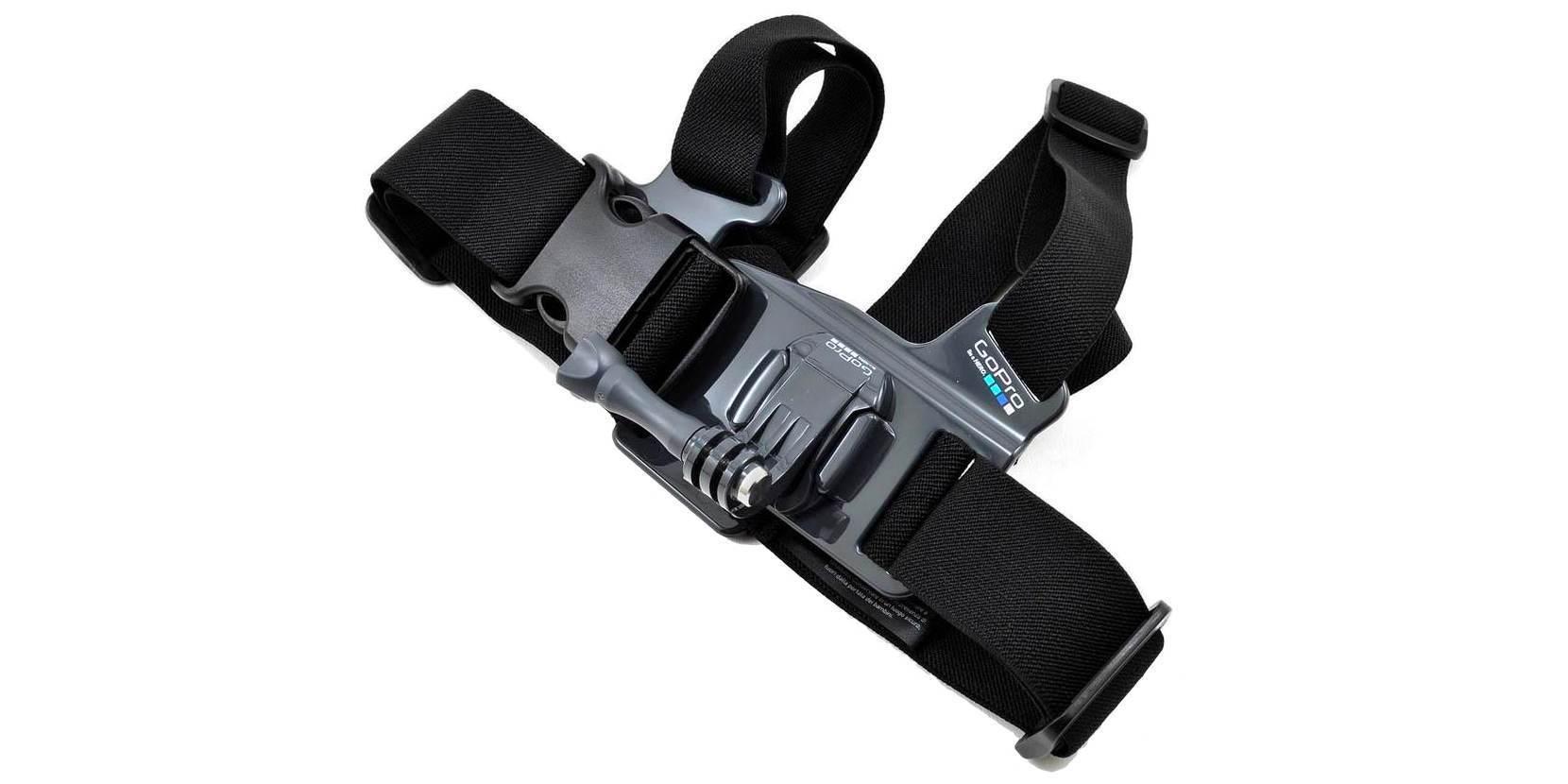 Детское крепление на грудь GoPro Jr. Chesty: Chest Harness (ACHMJ-301) вид сбоку