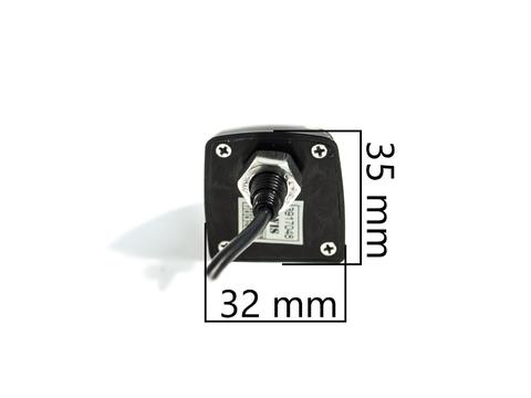 Универсальная камера заднего вида AVIS Electronics AVS311CPR (980 CCD Vertical)