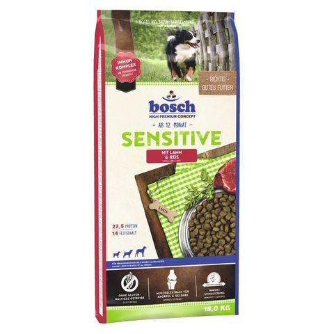 Bosch Sensitive 15 кг