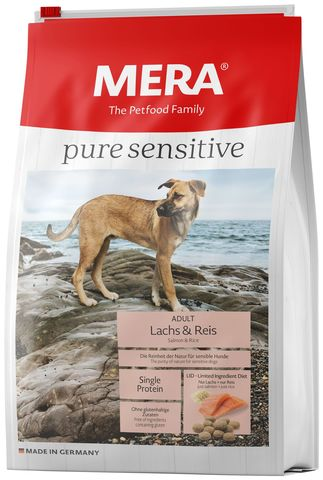 Mera Pure Sensitive Adult Lachs&Reis