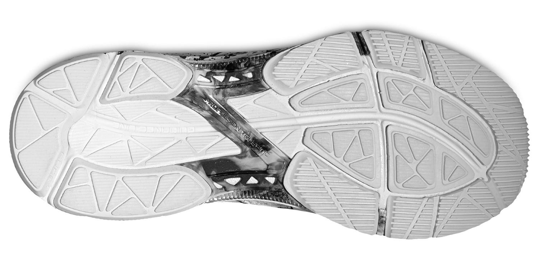 Женские кроссовки для бега Asics Gel-Noosa Tri 11 (T676Q 0101) белые фото