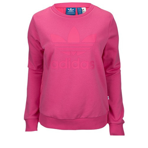 Свитшот женский adidas ORIGINALS TRF CREW SWEATE