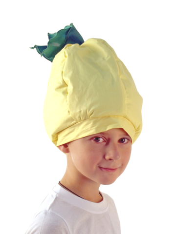 Шапочка Лимон 2
