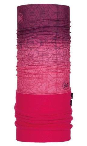 Шарф-трансформер Buff Polar Boronia Pink