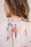 Платье для беременных 10470 цветы