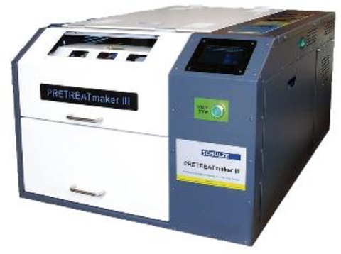 Автоматическая машинка для нанесения праймера Schulze PRETREATmaker IV