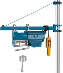 Лебедка электрическая подвесная TOR BLDN-YT-STL200/400
