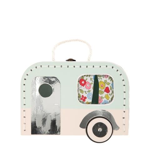 Мини-чемодан