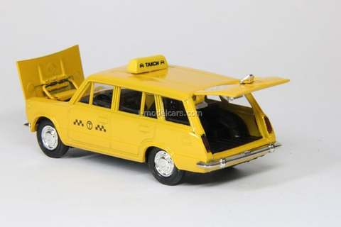 VAZ-2102 Lada Taxi plafond Agat Mossar Tantal 1:43
