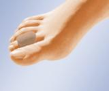 Защитный чехол для пальцев стопы и для мозолей арт. GL-107