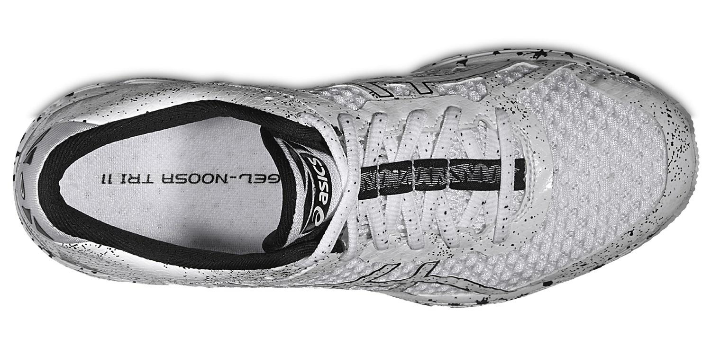 Женские кроссовки Asics Gel-Noosa Tri 11 (T676Q 0101) белые фото