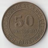 1983 SR1929 Перу 50 соль
