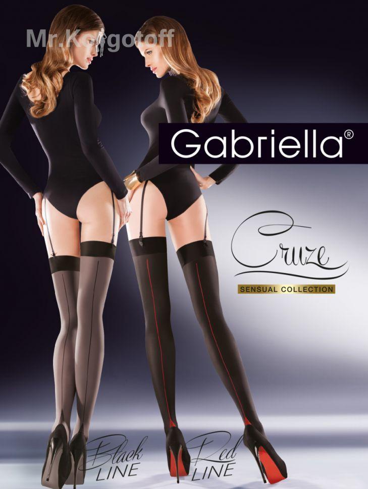 Чулки Gabriella Cruze (code 335)