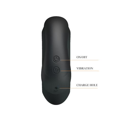 Вибромассажер простаты Fabulous Prostate Stimulator (12 х 4,1 см)
