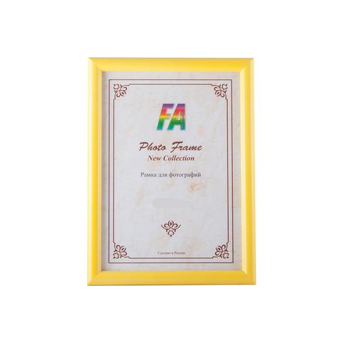 Фоторамка Радуга 15х21 Формат-А (желтый)
