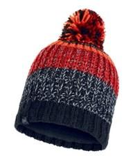 Вязаная шапка с флисовой подкладкой Buff Hat Knitted Polar Stig Black